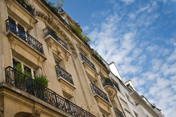 immobilier professionnel paris